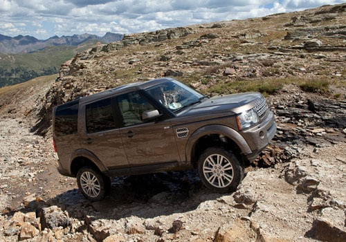 #LandRover LR4 / Discovery    HMMMMM- think I need a new car!