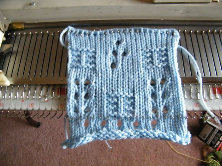 Knitting Machines : Best machine knitting images on pinterest