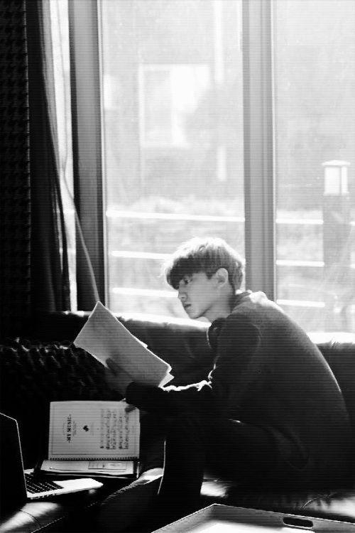 Exo . Chanyeol . Exo Next Door.