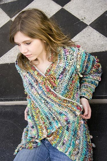 Knitting With Handspun Yarn : Best images about knitting sweaters on pinterest
