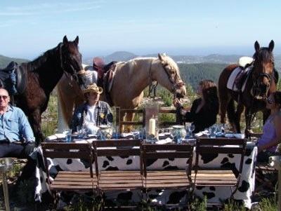 Paardrijden op Ibiza