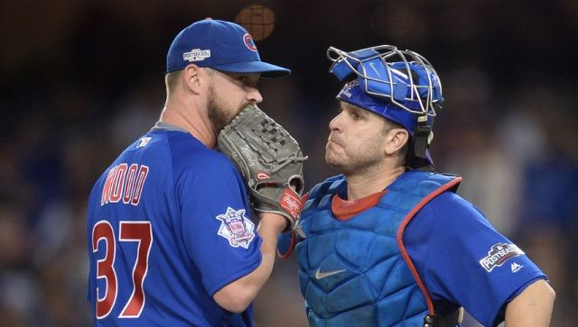 Chicago Cubs Catcher Miguel Montero Ripped The Cubs After World Series Win