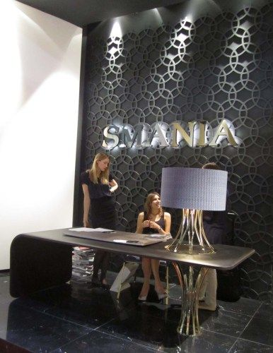 Smania reception desk-Italy-April 2011