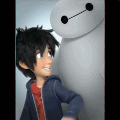 Baymax is programmed to do a lot of things, but getting the perfect selfie is not part of his database. Disney's Big Hero 6 opens in theatres in 3D November 7!