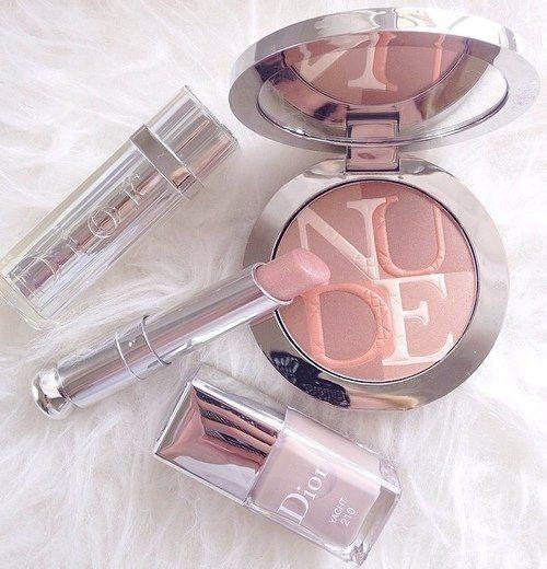 Imagem de makeup, dior, and lipstick