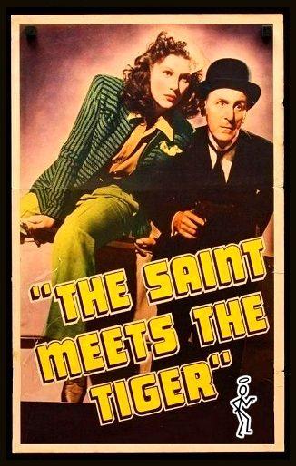 El Santo contra el tigre (1943) - Hugh Sinclair - RKO: