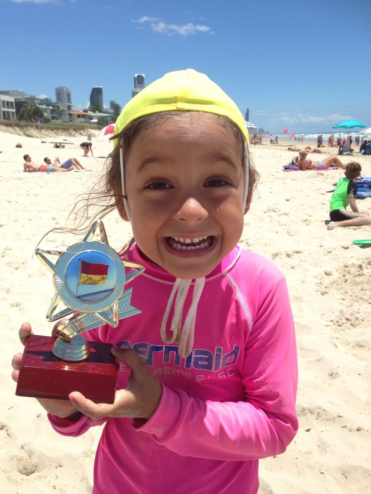 Joy at the beach #nippers