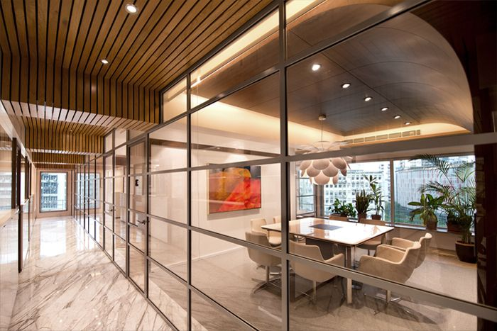 Corporate Headquarter - Corporate Interiors by LMC Architects