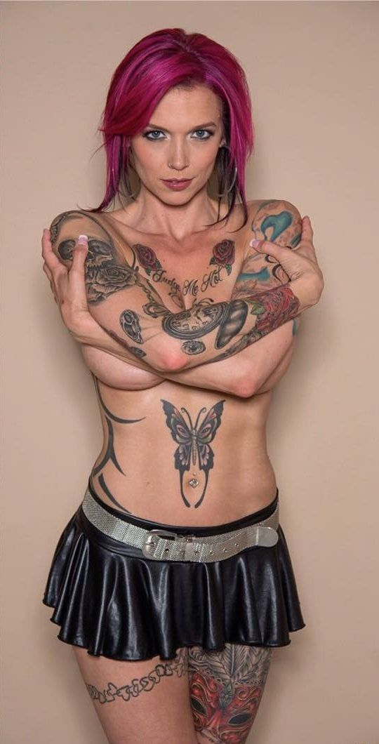 Anna Bell Peaks…, Hot Babes Naked