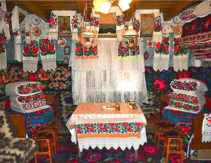 GypsyYaya- Romanian Textiles