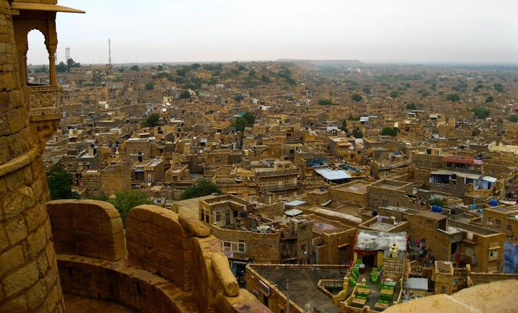 Jaisalmer Rajasthan India 8X10 Photograph chamelagiri.etsy.com