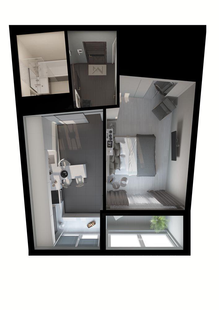 План (квартира 1)