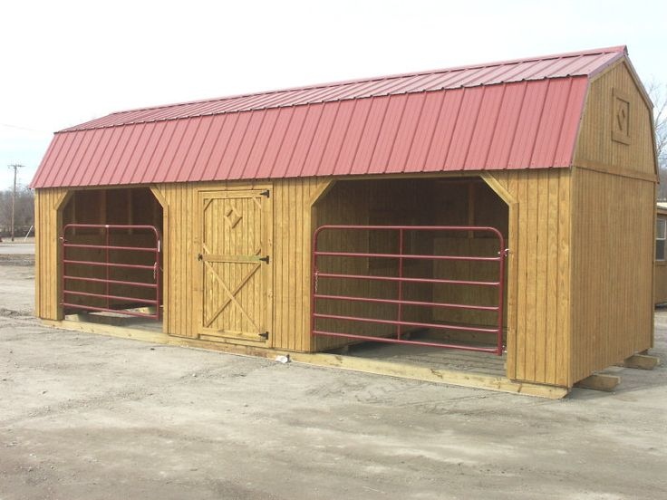 Portable Cow Shelters : Images about horse lean to on pinterest stables