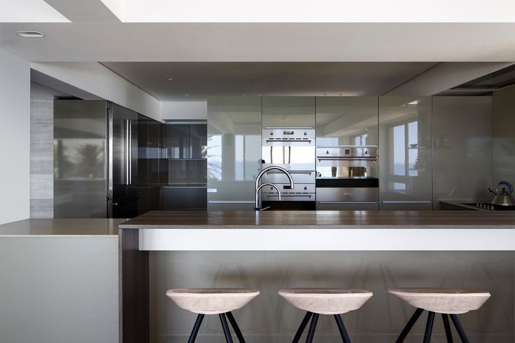 contemporary apartment renovation - Clifton, Cape Town, by Three14 Architects - three14 a r c h i t e c t s