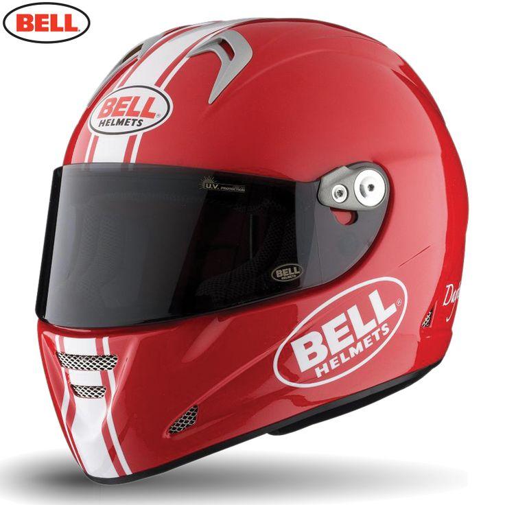 Bell M5x Daytona Motorcycle Helmet - Red White - Bell M5x Motorcycle Helmet - Bell Motorcycle Helmets - 2012 Motorcycle Gear