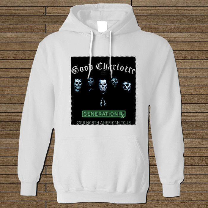 good charlotte Generation RX Tour 2018 Shirt Gildan