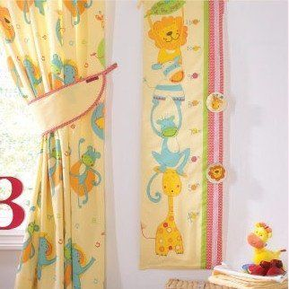 Nursery Curtains | Window Treatments | Nursery Drapes | Nursery