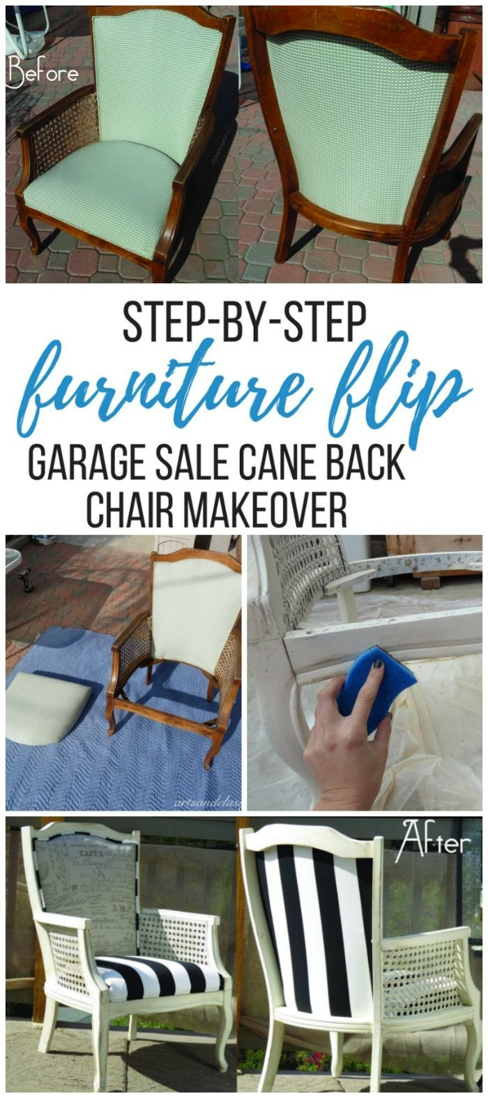 I wanted to share with you the step by step tutorial on this lovely Cane Back Chair project I did. This is by far my favorite project I have tackled yet, and I am excited to share with you the step by step process.