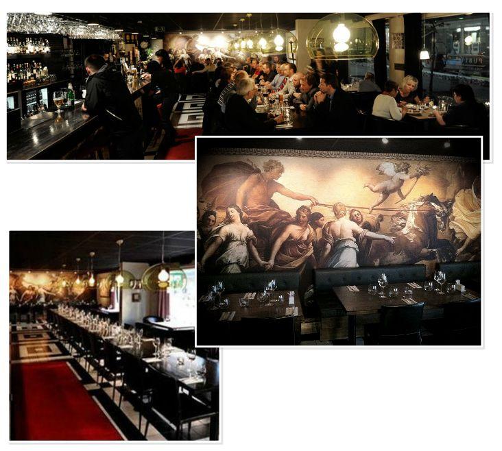 Restaurant design / Public - My work