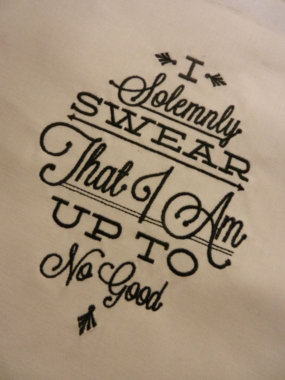 One of the best Harry Potter quotes, also a great tattoo choice if you ask me. Lovin the font and the meaning behind it.