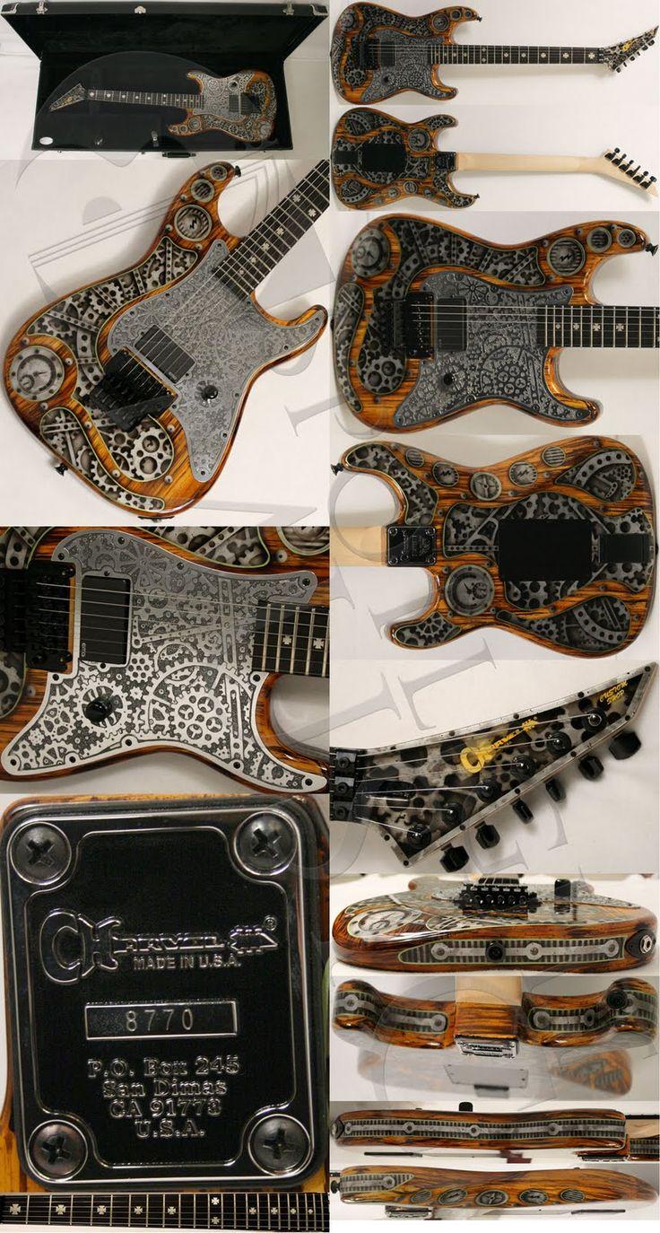 1000+ ideas about Steampunk Guitar on Pinterest | Guitar ...  1000+ ideas abo...