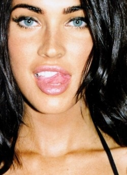 If I only looked like Megan Fox!