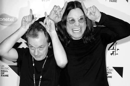 Ozzy and Angus