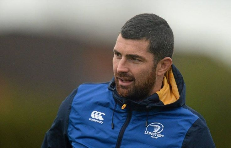 Rob Kearney of Leinster Rugby