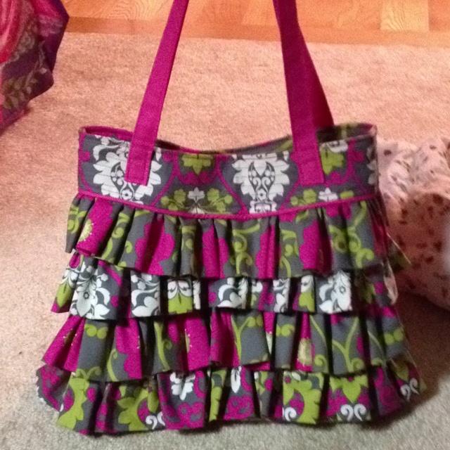 My homemade Vera Bradley purse! FINALLY done! | Sewing ...