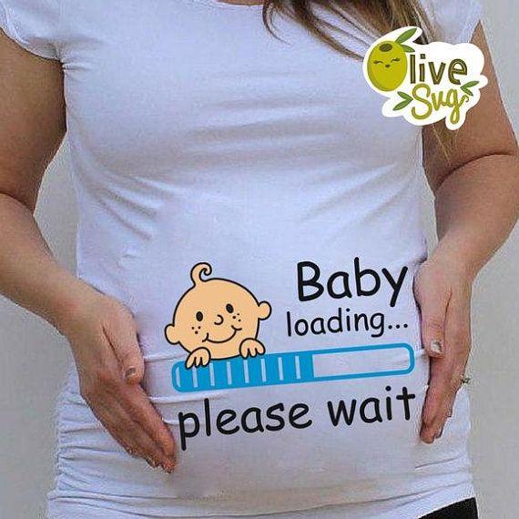 90edddbc funny baby t shirt,baby loading svg, baby boy svg,, maternity t ...