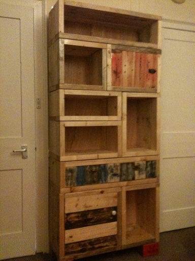 0ld wood and pallets