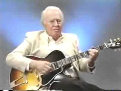 Guitar Lesson - Herb Ellis-Swing Jazz-Soloing & Comping(2-6).flv - YouTube