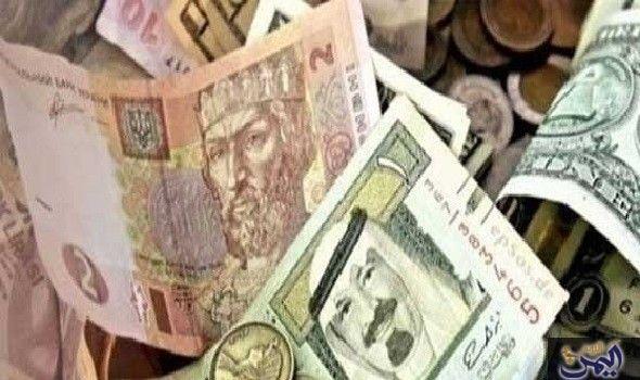تباين أسعار عملات الدول العربية مقابل الدولار الجمعة