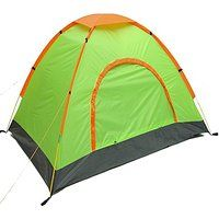 Today's Deals Generic Traveling 2 Person Tent Green sale