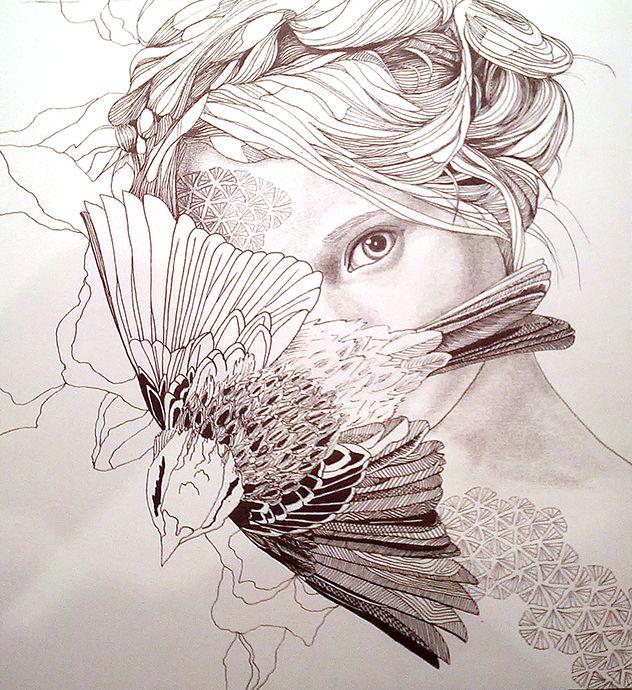 Illustration by Line Holtegaard