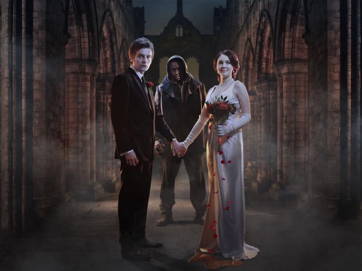 Frankenstein S Wedding Lacey Turner As Elizabeth Lavenza Andrew Gower As Victor Frankenstein And David Harewo Frankenstein Victor Frankenstein David Harewood