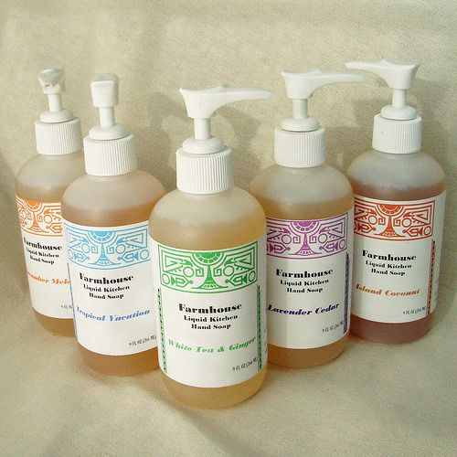 LiquidSoap- better advice for beginners than Failor's book for sure.  Not a how to but tells some basics about liquid soap.