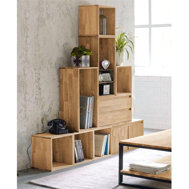 1000 id es sur le th me caisson de bureau sur pinterest meubles but armoire pin et caisson. Black Bedroom Furniture Sets. Home Design Ideas