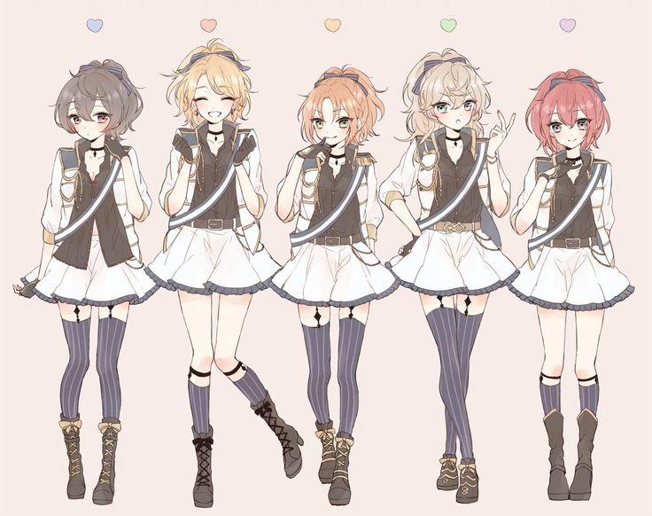 Ensemble Stars!/ Knights Genderbend