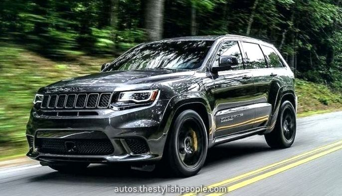 Terrific Rumors Inside And Launch Date Of The Jeep Grand Cherokee Trackhawk 2020 Jeep Grand Cherokee Jeep Grand Jeep