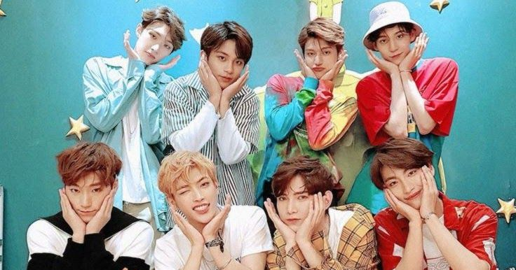 Ateez All Members New Popular And Famous Photo Collection