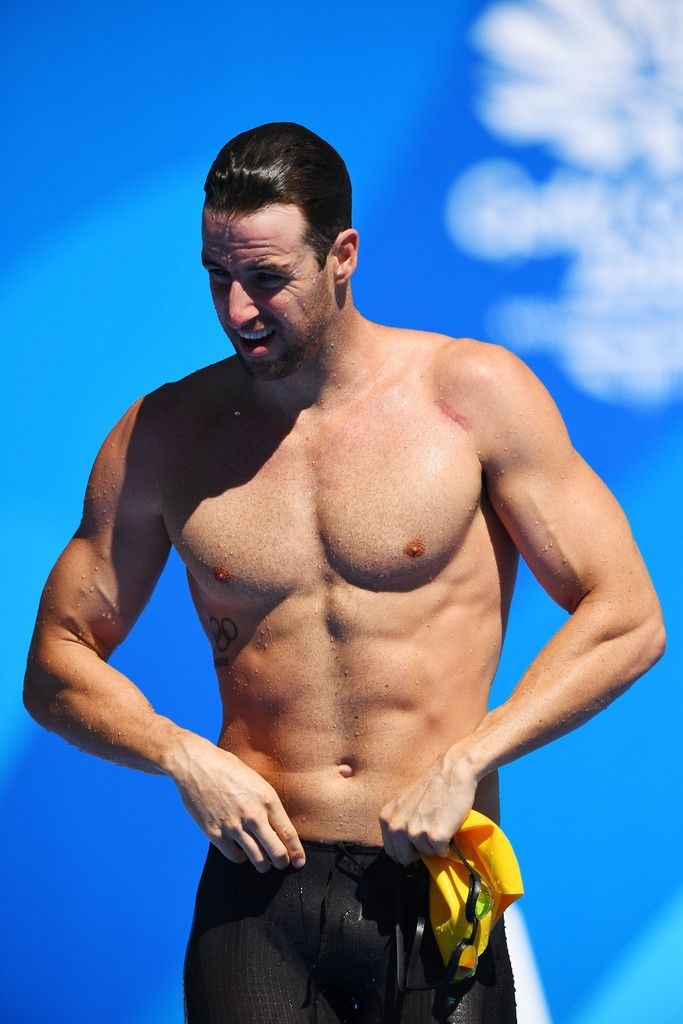 James Magnussen. Olympics. Yes.   Olympic swimming