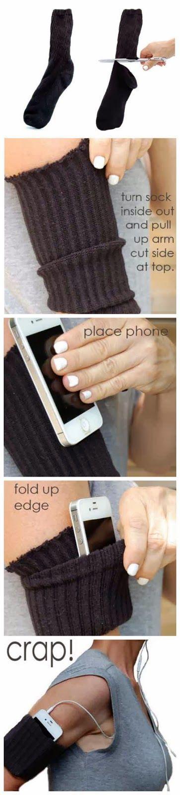 How To Make An iPhone Armband
