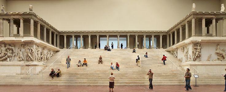 Pergamon Museum http://voyostravel.com/pergamon-museum-berlin-germany/