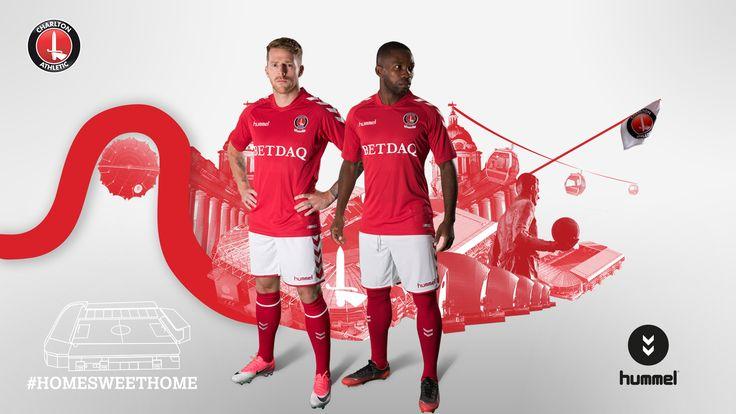 Charlton Athletic Football Club Kit Launch 2017/18