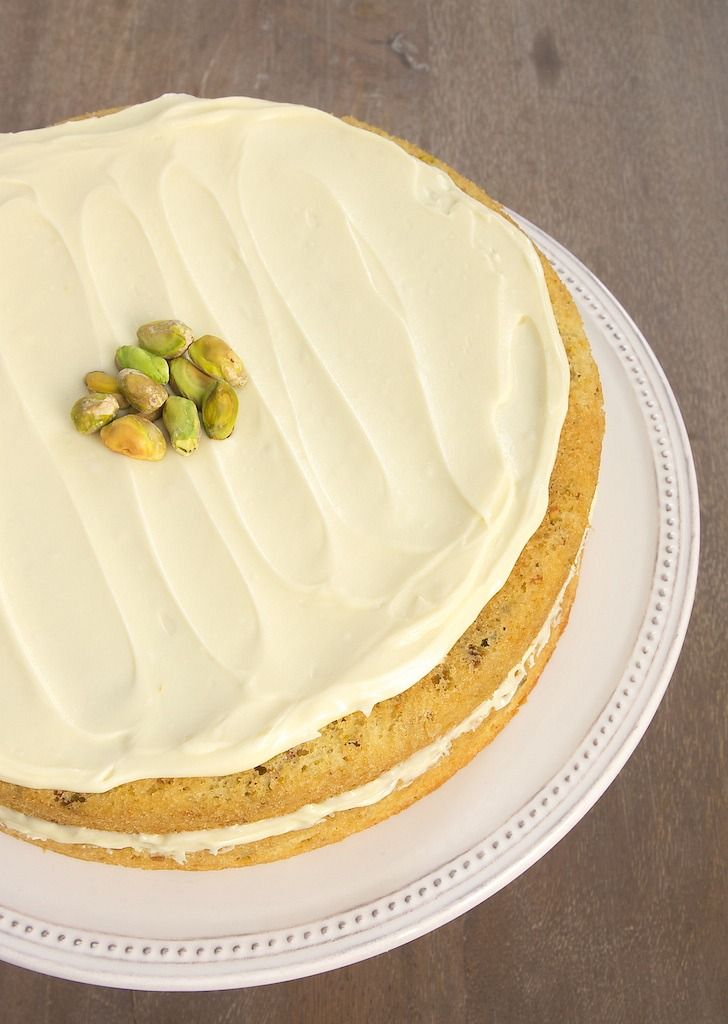 ... frosting cake chocolate white frosting pistachio recipes pistachio