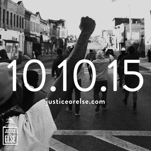 JusticeOrElse! – 10-10-15 – Million Man March 2015 (20th ...