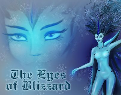"Check out new work on my @Behance portfolio: ""the eyes of blizzard"" http://be.net/gallery/45482733/the-eyes-of-blizzard"