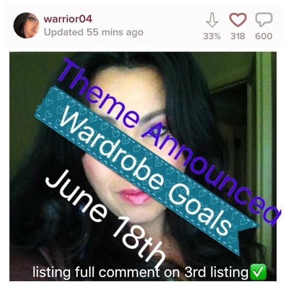 My first time co-hosting Theme Announced June 18th 2nd Listing Please join me for my first party on Saturday June 18th Evening Party on 6/18/16 Dresses
