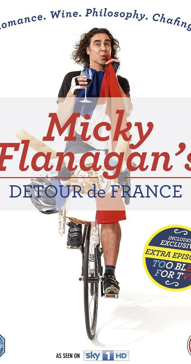 With Micky Flanagan, Noel Lynch, Stephane Cornicard. Comedian Micky Flanagan and his mate Noel Lynch embark on their own version of the Tour de France.